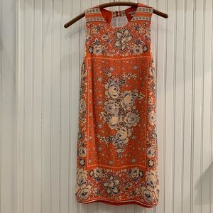 Anthropologie tunic dress in awesome colors